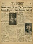 The Script, Vol. 01 No. 08, August 31, 1946 by The Script