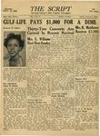 The Script, Vol. 01 No. 10, September 14, 1946 by The Script