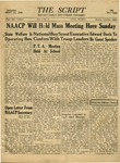 The Script, Vol. 01 No. 11, September 21, 1946 by The Script