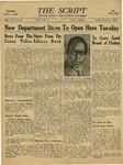 The Script, Vol. 01 No. 13, October 05, 1946 by The Script