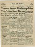 The Script, Vol. 01 No. 14, October 12, 1946 by The Script