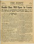 The Script, Vol. 01 No. 15, October 19, 1946 by The Script