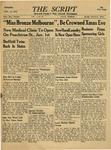 The Script, Vol. 01 No. 23, December 14, 1946 by The Script