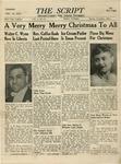 The Script, Vol. 01 No. 24, December 21, 1946 by The Script