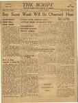The Script, Vol. 01 No. 28, February 01, 1947 by The Script