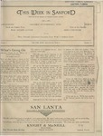 This Week in Sanford, Vol. 01, No. 16, May 3, 1926 by Arthur R. Curnick and J. Henry Wulbern