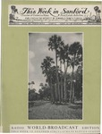 This Week in Sanford, Vol. 01, No. 22, June 14, 1926 by Arthur R. Curnick and J. Henry Wulbern