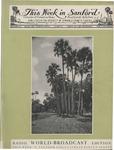 This Week in Sanford, Vol. 01, No. 22, June 14, 1926
