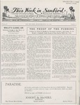 This Week in Sanford, Vol. 02, No. 02, July 26, 1926 by Arthur R. Curnick and J. Henry Wulbern