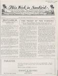 This Week in Sanford, Vol. 02, No. 02, July 26, 1926