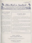 This Week in Sanford, Vol. 02, No. 08, September 6, 1926