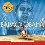 Barack Obama: Son of Promise, Child of Hope by Nikki Grimes