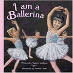 I Am a Ballerina by Valerie Coulman