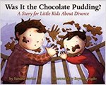Was It the Chocolate Pudding?: A Story for Little Kids About Divorce by Sandra Levins