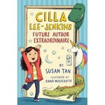 Cilla Lee-Jenkins Future Author Extraordinaire