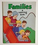 Families: A Coloring Book by Michael Willhoite