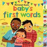 Baby's First Words by Stella Blackstone and Sunny Scribens