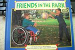 Friends in the Park by Rochelle Bunnett