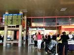 José Martí International Airport by Wendy S. Howard EdD