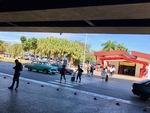 José Martí International Airport Pick-up by Wendy S. Howard EdD