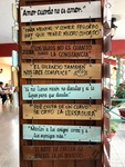 Signs with Common Sayings in Spanish A by Wendy S. Howard EdD