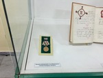 Medal Awarded to Cuban Literacy Volunteer by Wendy S. Howard EdD
