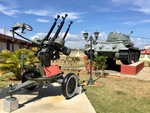 Bay of Pigs Museum Grounds A by Wendy S. Howard EdD