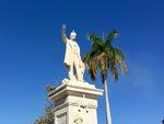 Parque José Martí, Cienfuegos, Cuba by Wendy S. Howard EdD