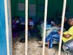 Cuban Classroom B by Wendy S. Howard EdD