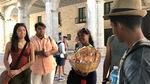 Food Vendor in Havana, Cuba by Wendy S. Howard EdD