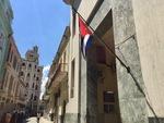 Cuban Flag by Wendy S. Howard EdD