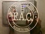 FAC Logo - Havana, Cuba by Wendy S. Howard EdD