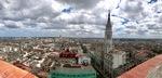 Aerial View of Iglesia del Sagrado Corazón de Jesús, Havana B by Wendy S. Howard EdD