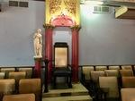 Ceremonial Chamber in the Havana Masonic Lodge D by Wendy S. Howard EdD