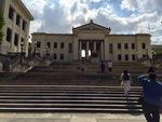 University of Havana Alma Mater Statue by Wendy S. Howard EdD