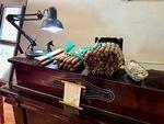 Hand Rolled Cigars at El Morro in Havana, Cuba by Wendy S. Howard EdD