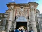 Entrance to El Morro in Havana, Cuba by Wendy S. Howard EdD