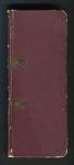 Diary of C.R.M,(Vol.7), 1892-1893
