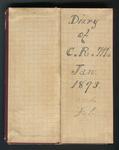 Diary of C.R.M (Vol.7), 1892-1893