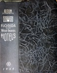 Album of Florida & West Indies hotels. by Davis &. Campbell