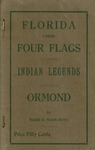 Florida under four flags: Indian legends : Ormond.