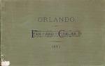 A pen and camera sketch of Orlando, Florida.