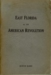 East Florida in the American revolution.