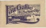 Eau Gallie: the harbor city.