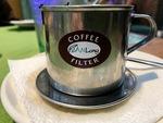 Coffee Filter 2 by Wendy S. Howard EdD
