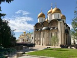 Assumption Cathedral by Wendy S. Howard EdD