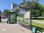 Bus Stop 2 by Wendy S. Howard EdD