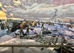 Battle of Stalingrad Diorama by Wendy S. Howard EdD