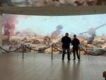 Battle of Kursk Diorama by Wendy S. Howard EdD
