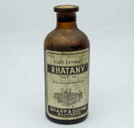 Fluid Extract Rhatany N.F.IV.